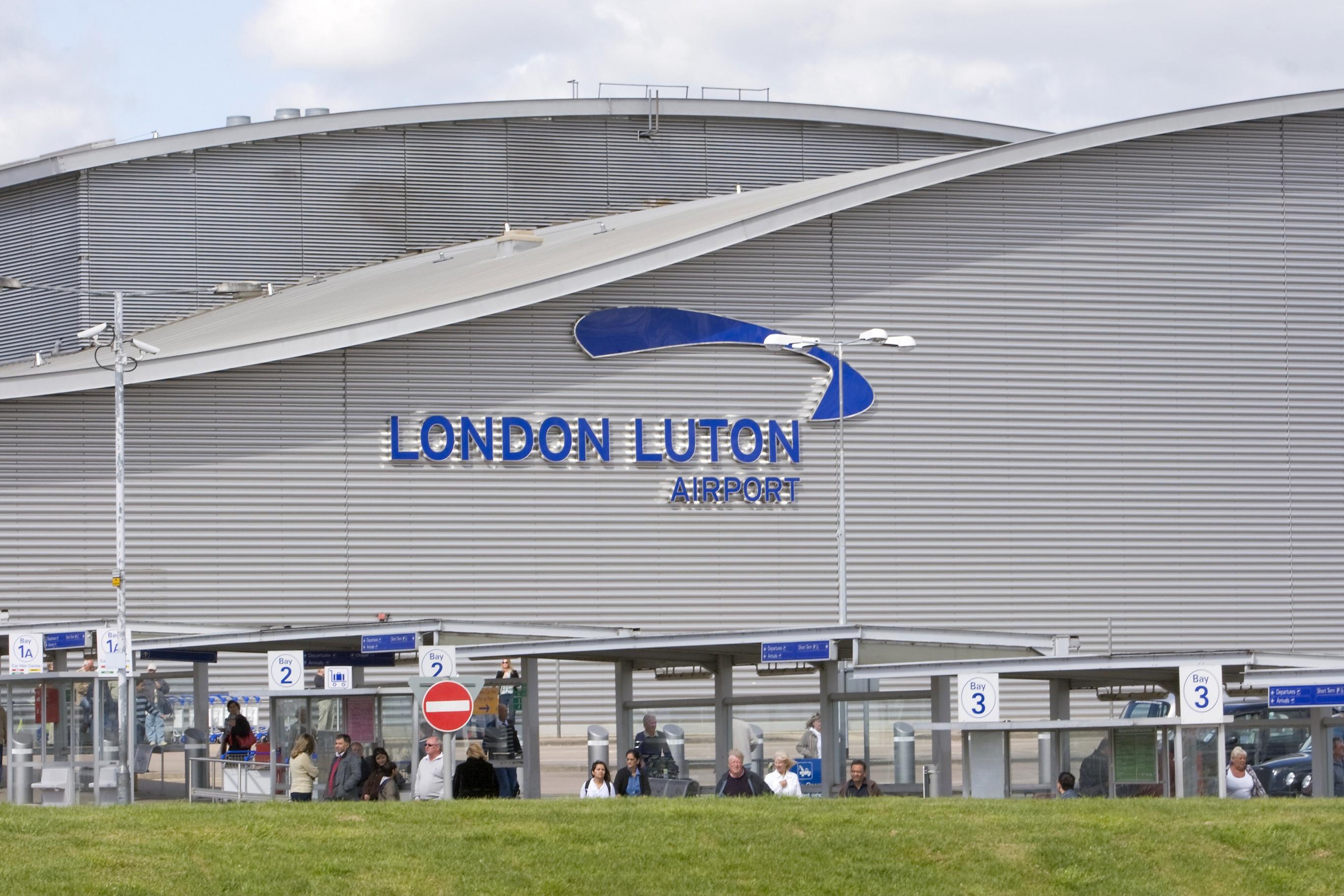 Luton Airport Terminal Guide
