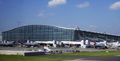 Taxi Luton Airport to Heathrow