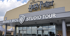 Taxi Luton Airport to Harry Potter